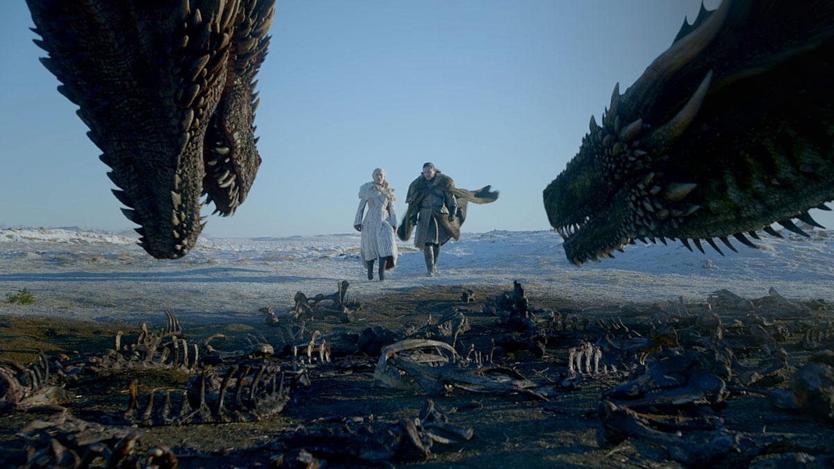 Game of Thrones'un devam dizisinin çekimleri başladı