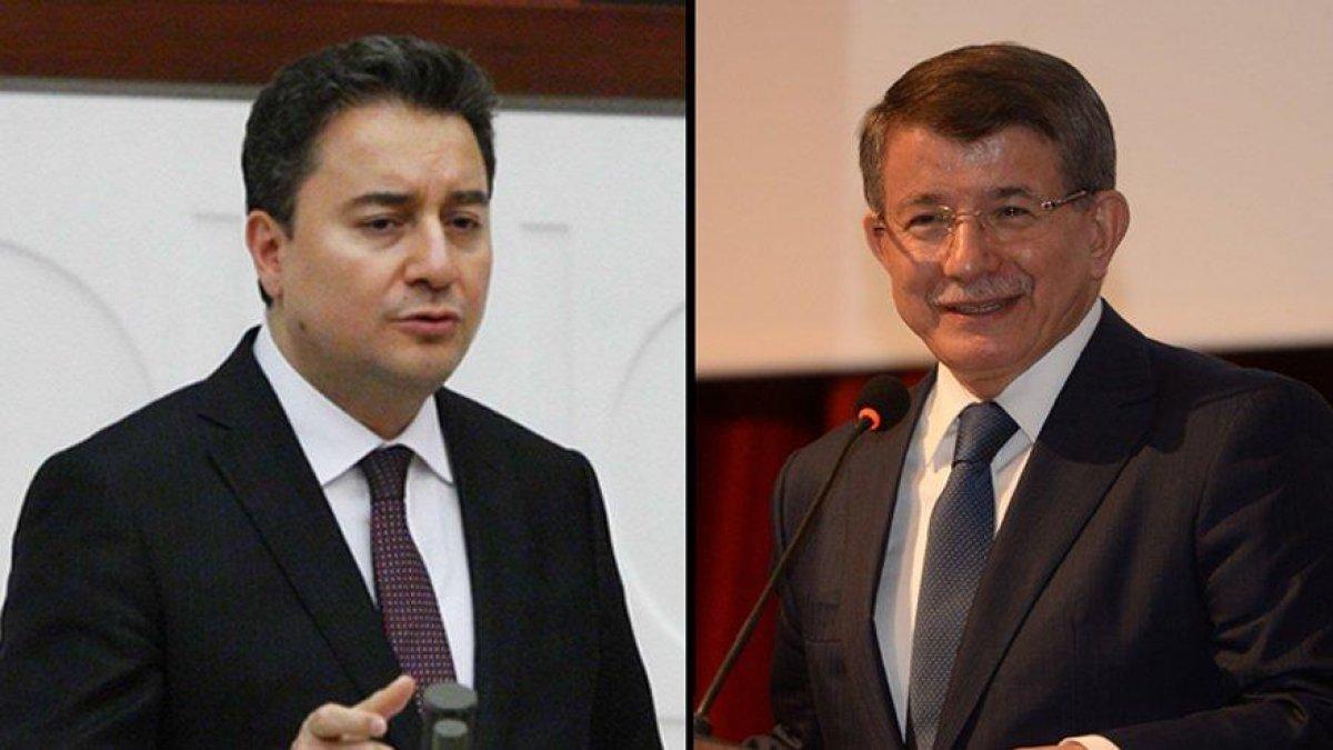 Seçim yenilgisi AKP'deki muhalif hareketi hızlandırdı! İki yeni parti birden geliyor