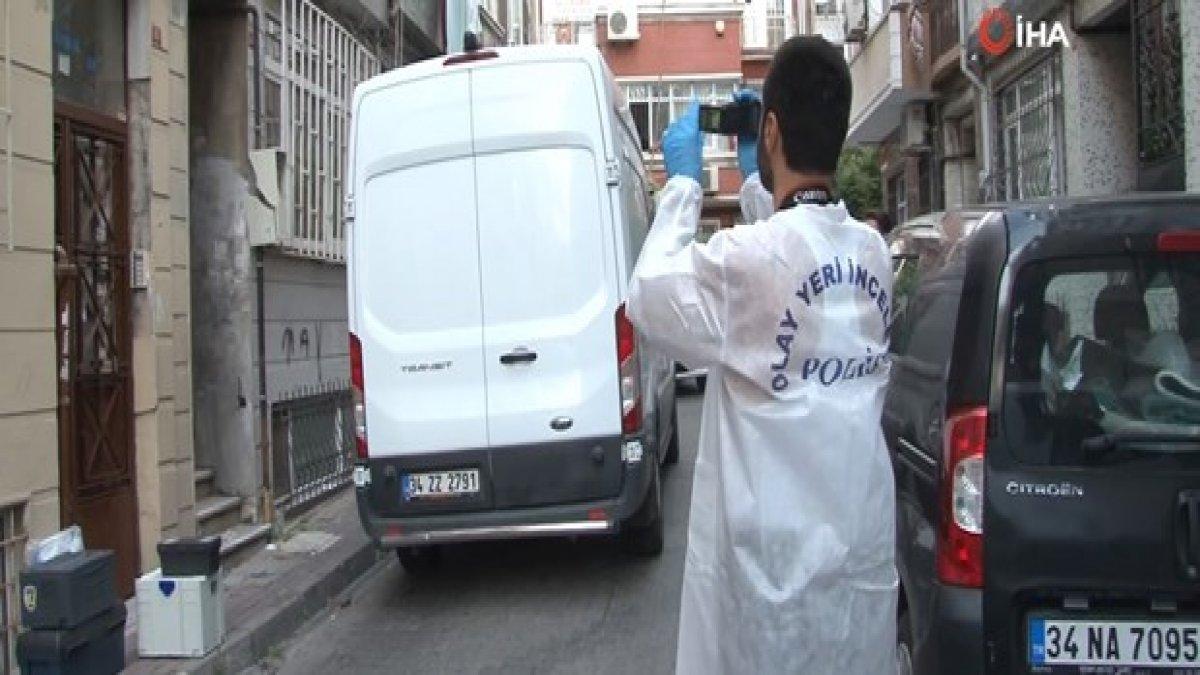 Kapıyı kimse açmayınca dehşet ortaya çıktı! Tacikistanlı kadını poşetle boğdular
