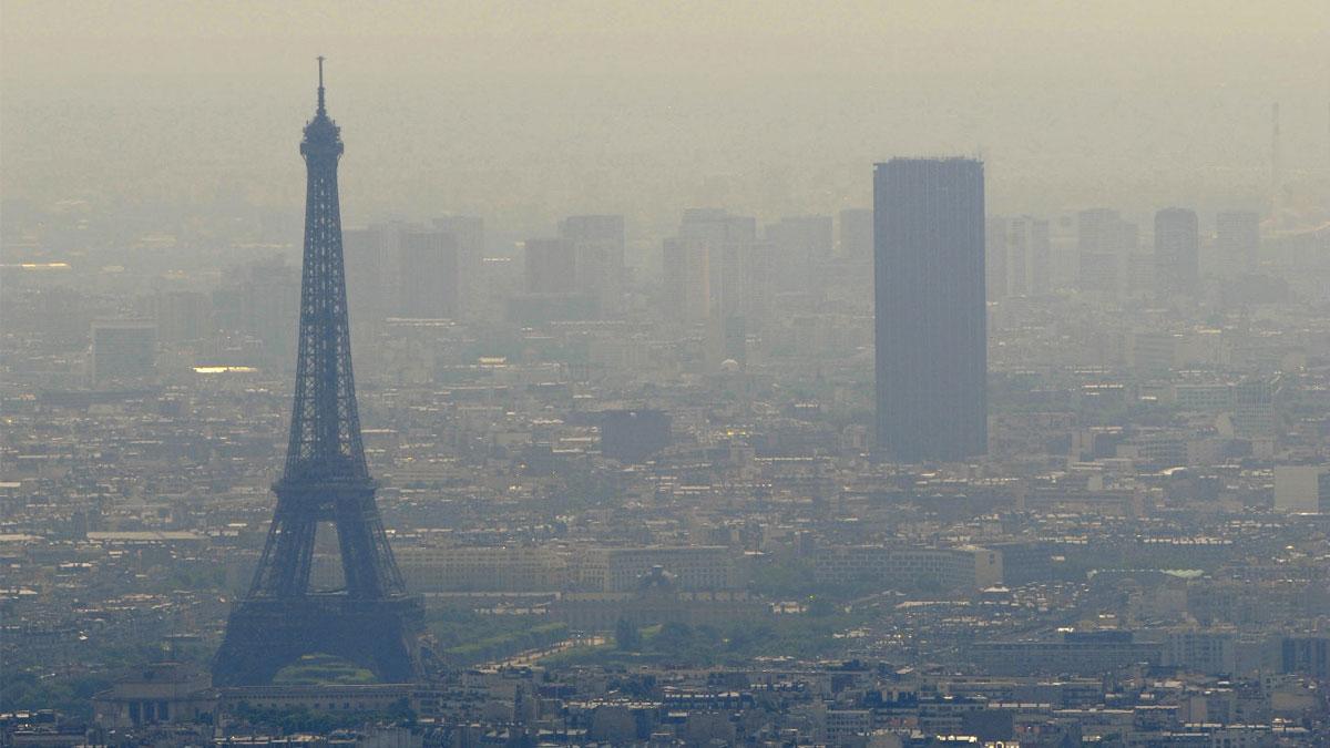 Fransız yargısı: Paris'teki hava kirliliğinin sorumlusu devlet