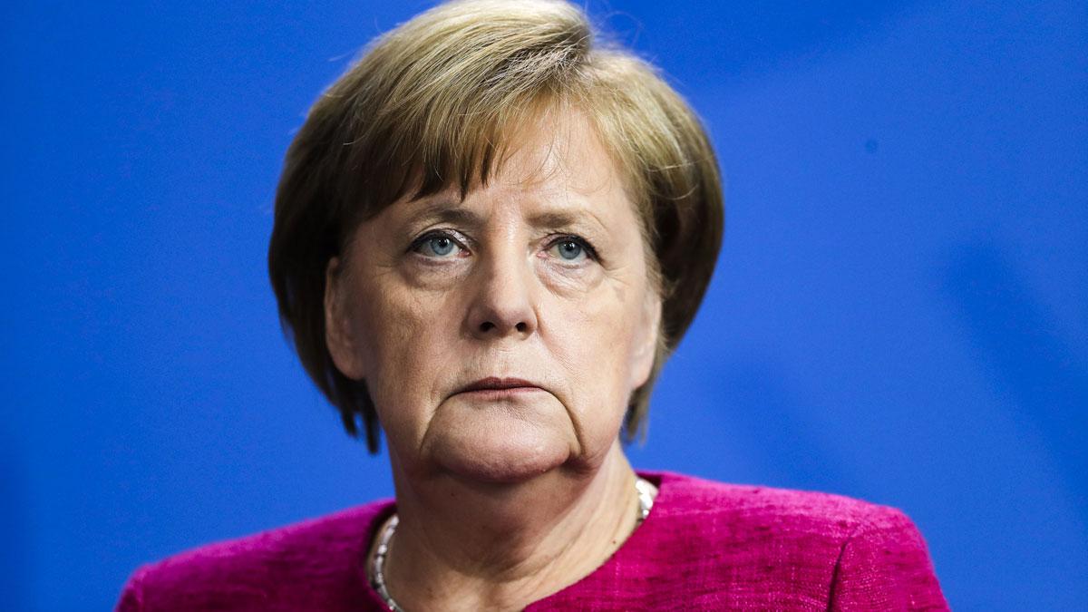 Merkel'den 'IMF Başkanı' açıklaması