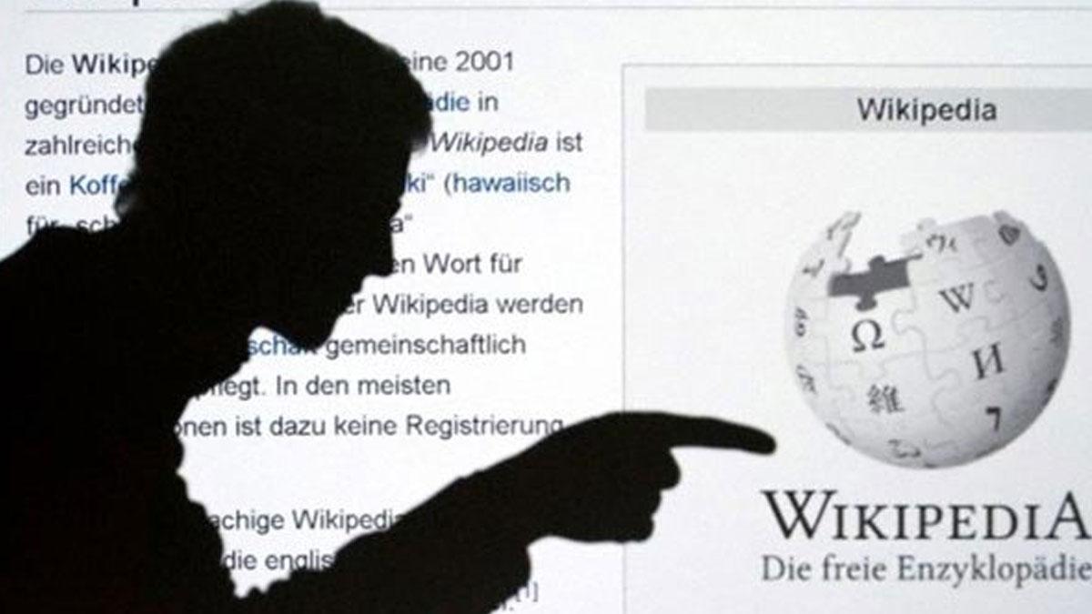 Yaklaşık 2 buçuk yıldır yasaklıydı: Wikipedia hakkında yeni gelişme