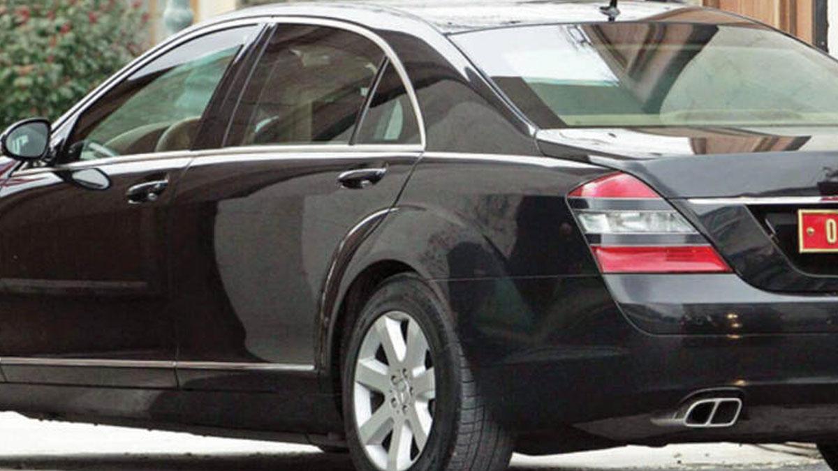 Meclis'e 66 lüks araç daha