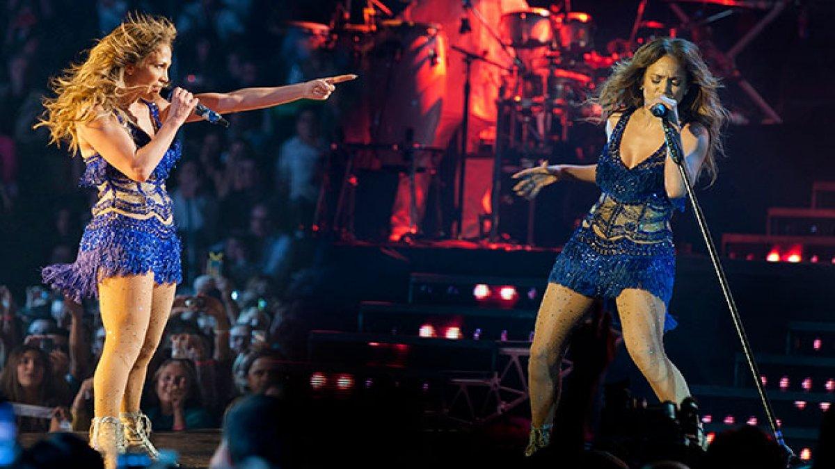 Jennifer Lopez'i locadan izlemenin fiyatı yükseldi!