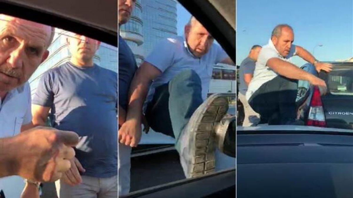 Hamile kadına dehşeti yaşatmıştı! Pendik'teki trafik magandası hakkında yeni gelişme
