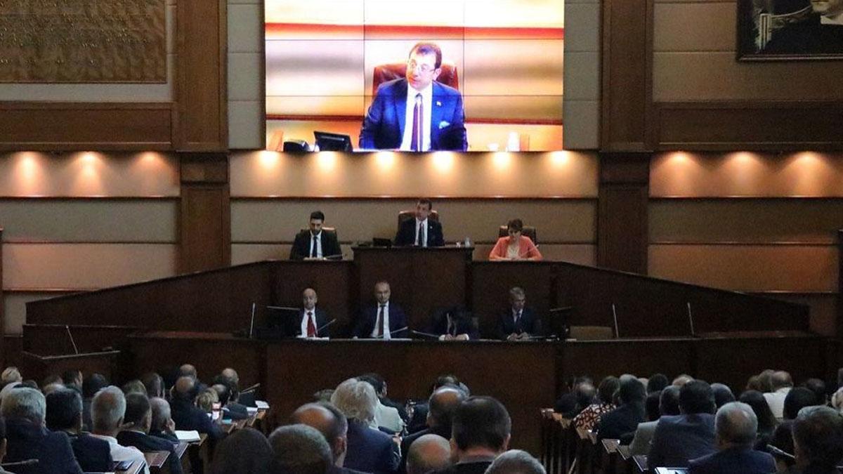 İBB Başkanı İmamoğlu:Durum tam bir facia