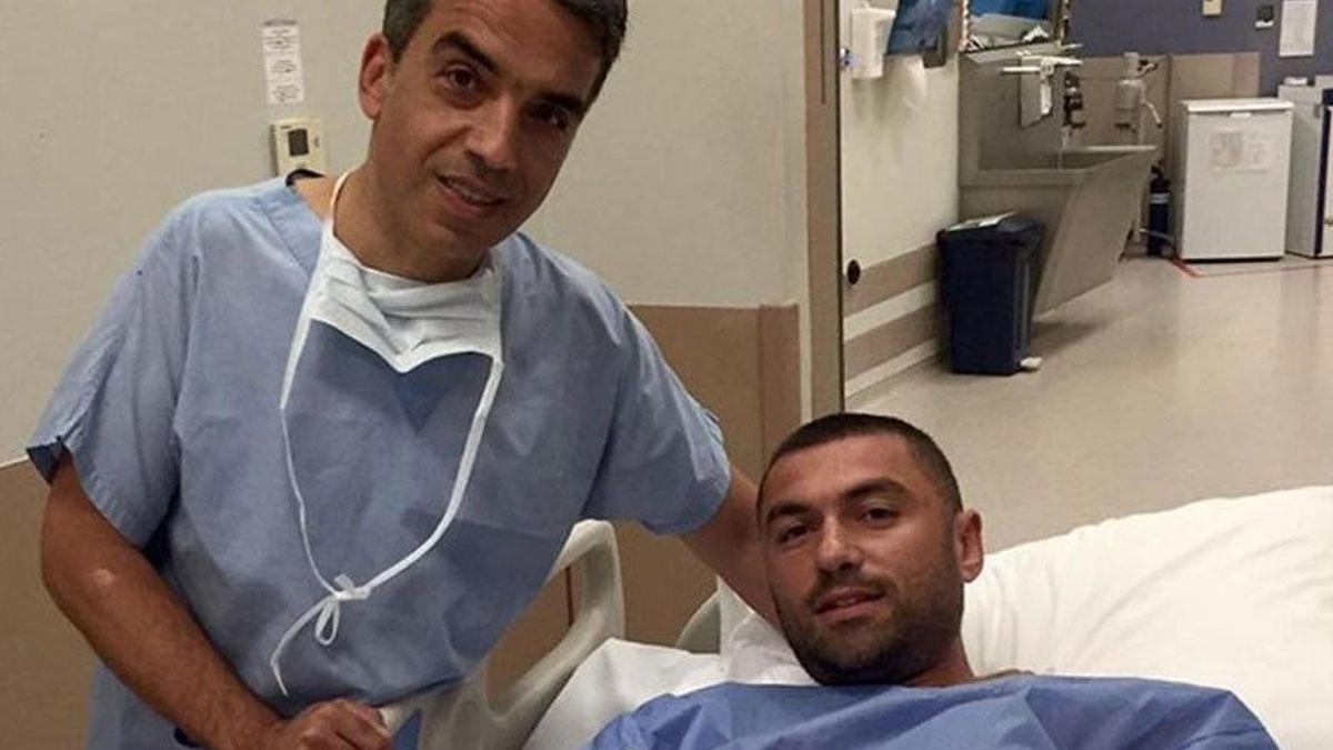 Burak Yılmaz ameliyat oldu: Beşiktaş'tan açıklama geldi
