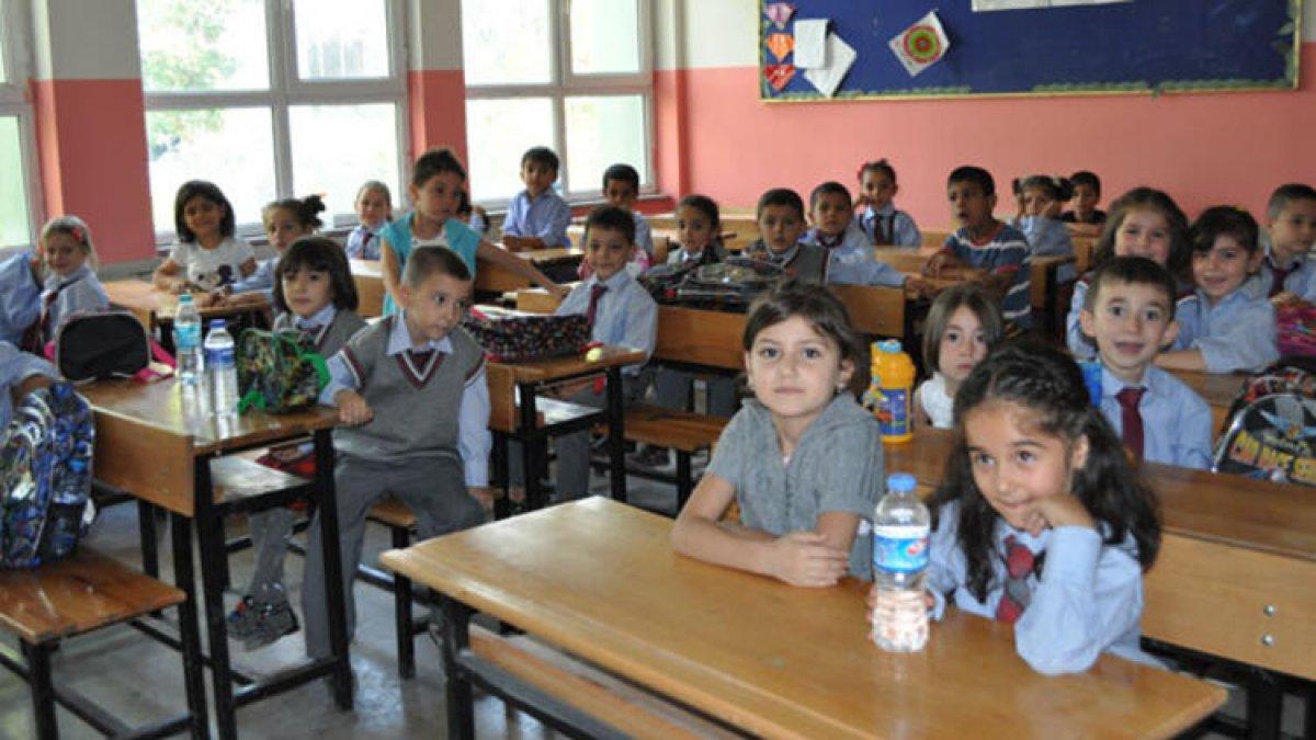 Yönetmelik değişti, okullarda yeni dönem başladı! Bundan sonra tenefüs süreleri...