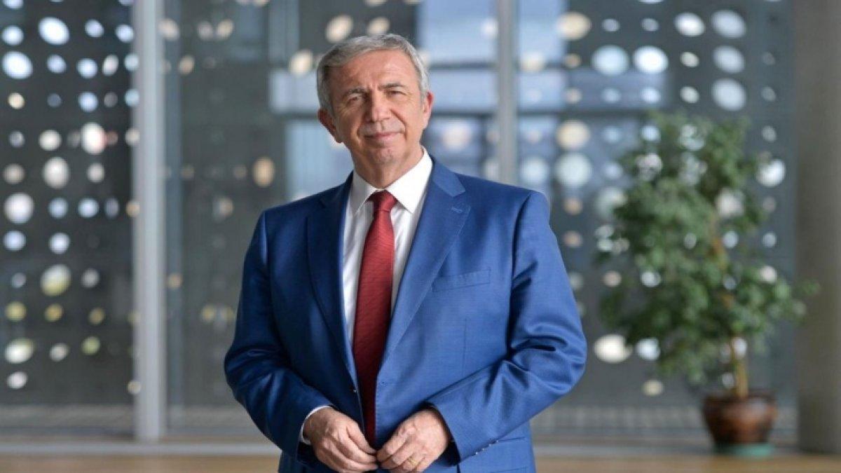 Başkan Mansur Yavaş'tan Ankara'ya yeni bir hizmet daha!