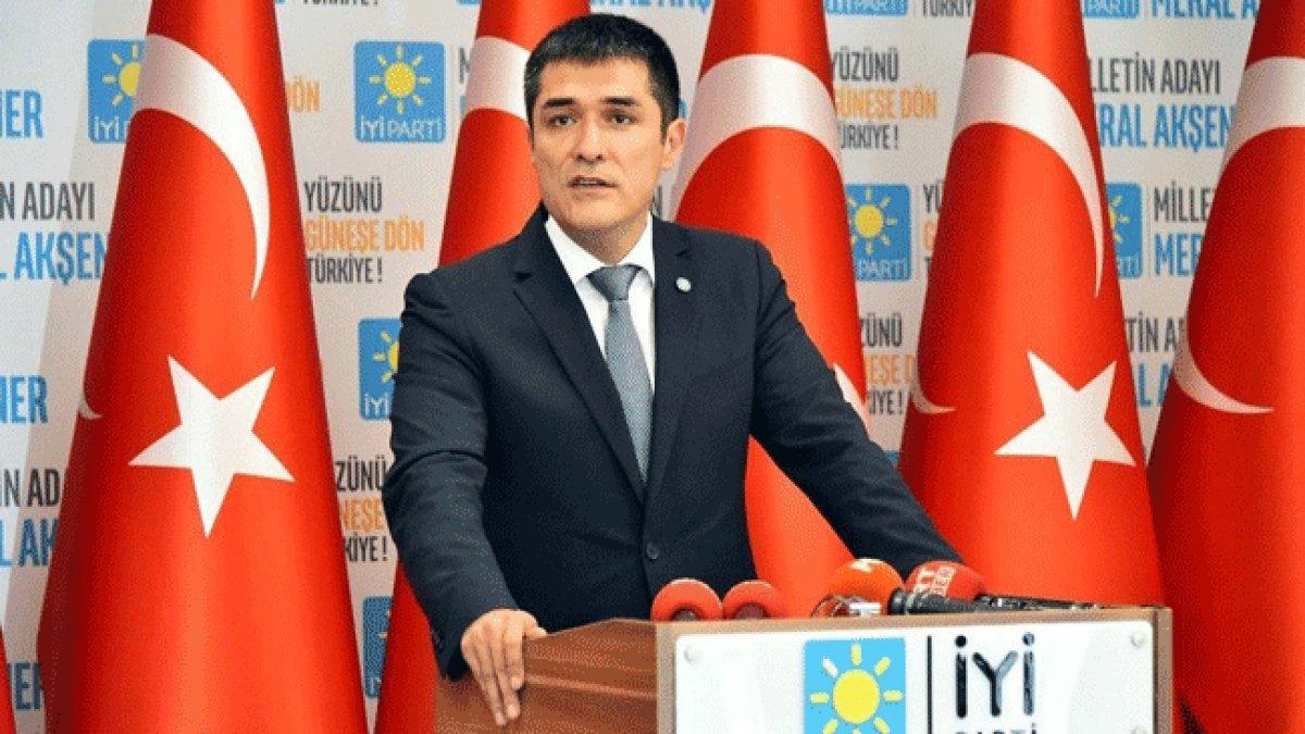 """İYİ Parti'den """"Ali Babacan"""" tepkisi! Size cesaret veren..."""