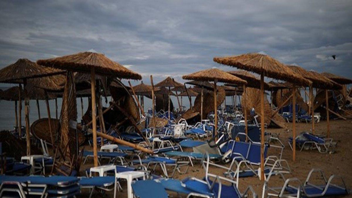 Komşu ülke Yunanistan felaketi yaşıyor! OHAL ilan edildi