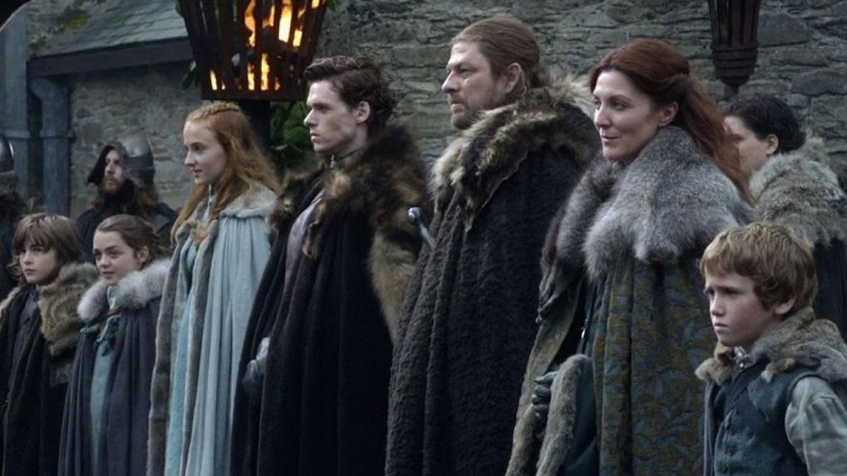 George R.R. Martin: Stark'lar kesinlikle orada olacaklar