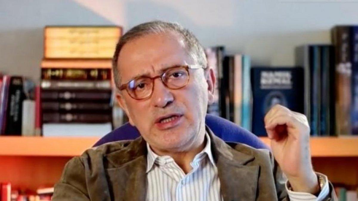 Fatih Altaylı: İmamoğlu'nun işi çok zor