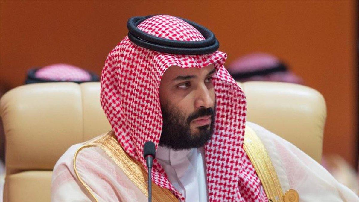 Suudi Prens Muhammed Bin Selman'ın kız kardeşine hapis şoku!