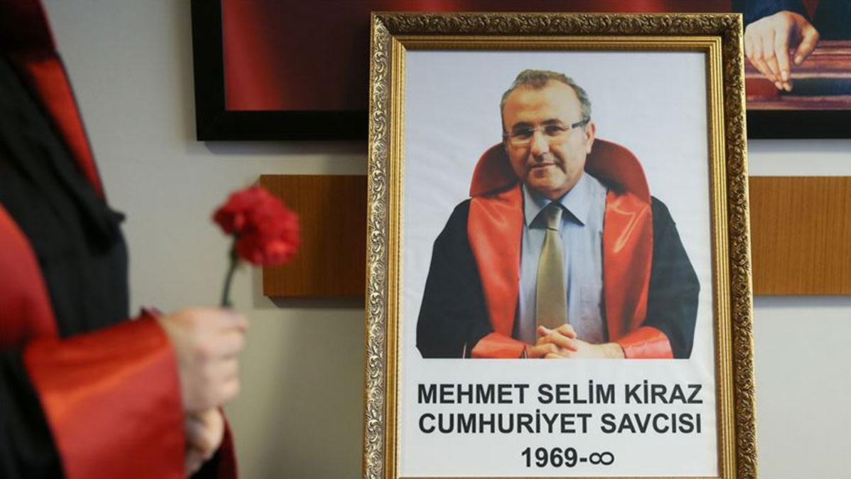 Savcı Mehmet Selim Kiraz davasında karar verildi