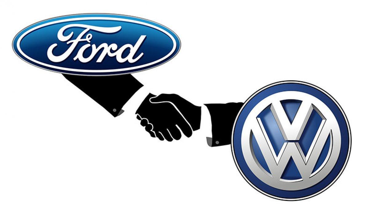 Volkswagen'dan Ford ile ittifaka yeşil ışık