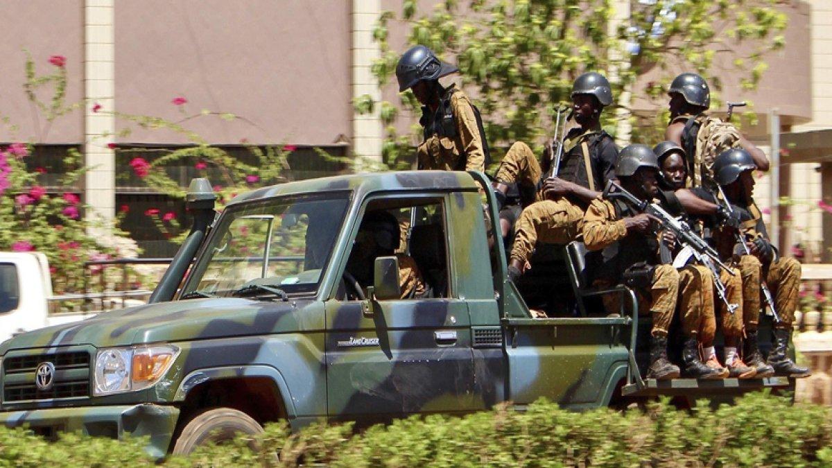 Burkina Faso'da OHAL 2020 yılına kadar uzatıldı