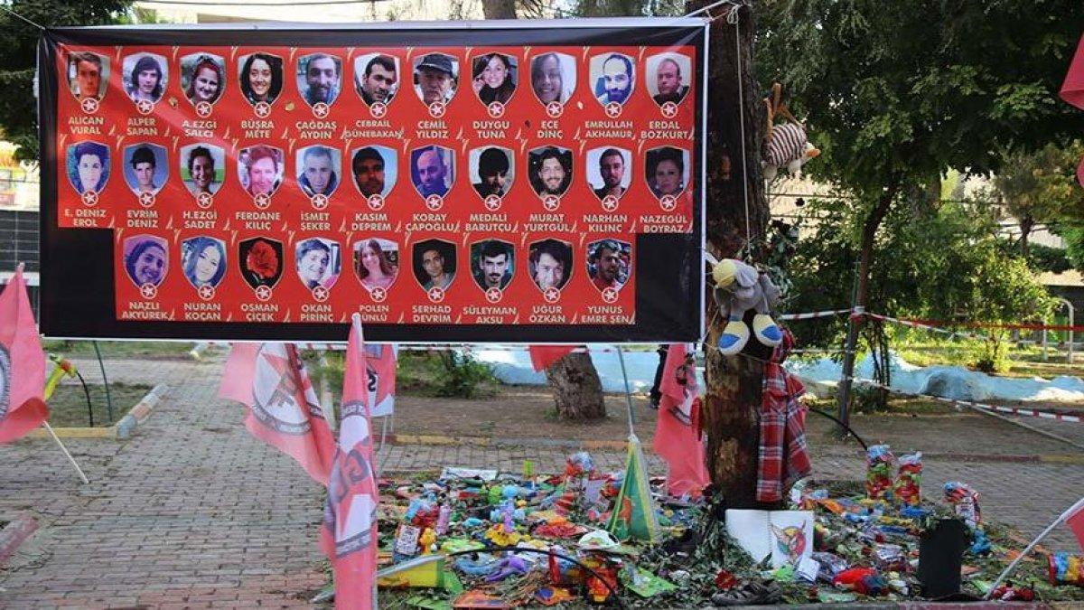 Suruç Katliamı'nın 11'inci duruşmasına çağrı
