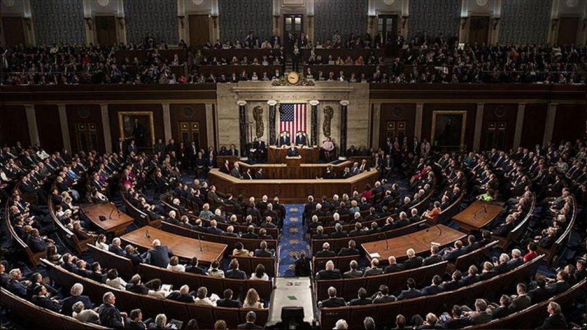 "ABD Temsilciler Meclisi'nden Trump'a karşı ""İran"" düzenlemesi"