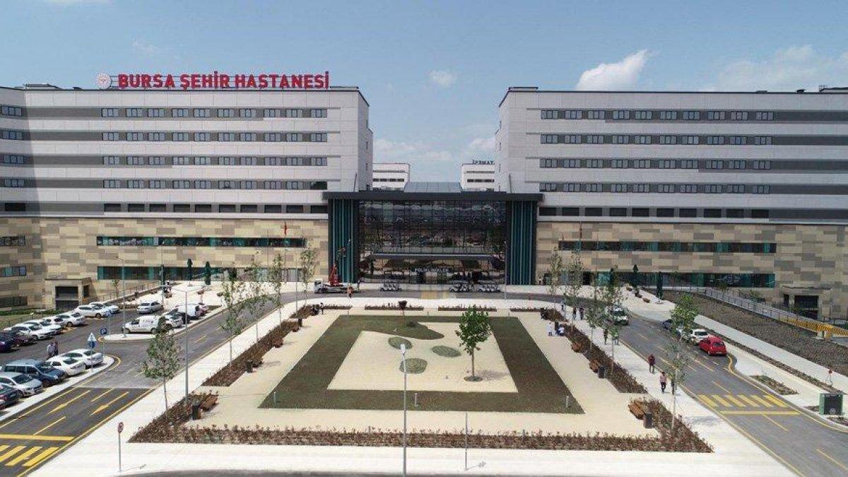 AKP'li vekil şehir hastanesinden şikayetçi oldu!