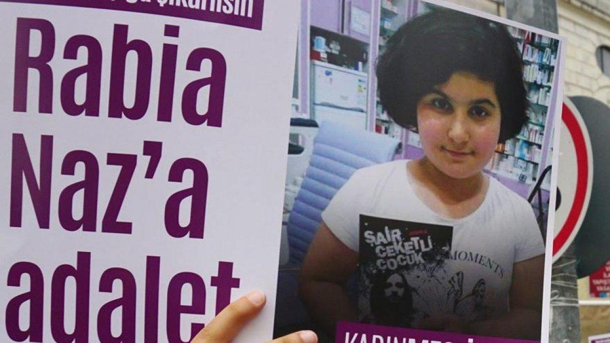 "Meclis'in ""Rabia Naz"" kararı Resmi Gazete'de!"