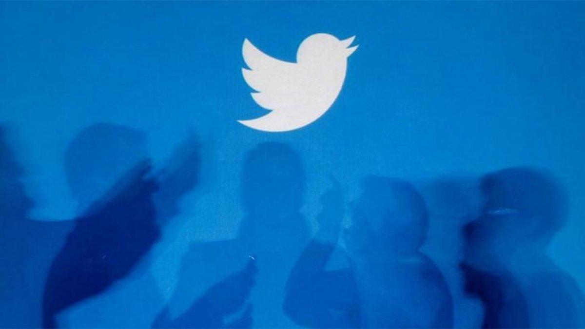 Twitter o hesapları askıya aldı...