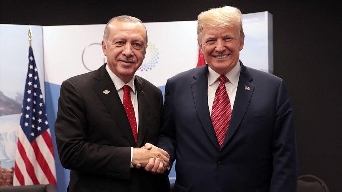 Amerikan gazetesinden flaş iddia! Trump, Erdoğan'a güvence verdi...