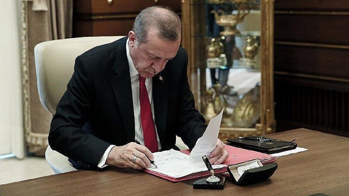 Erdoğan'ın imzasıyla görevden alındılar! 3 bakanlıkta kritik atama...
