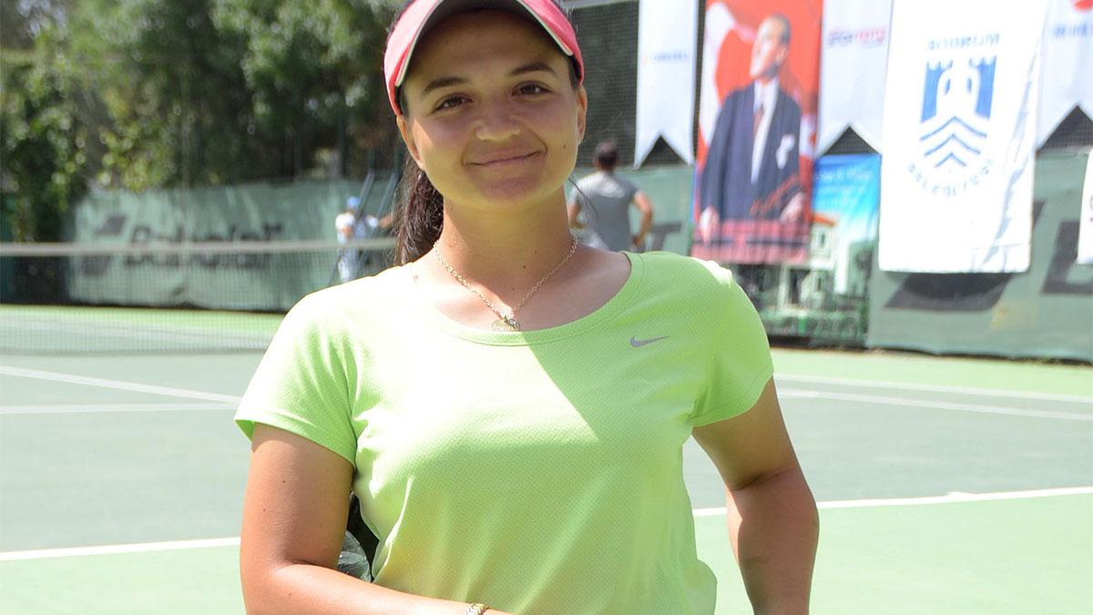 Büşra Ün, İtalya'da şampiyon oldu