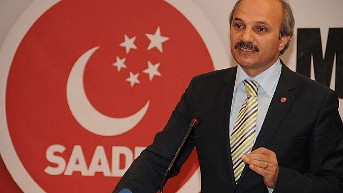 """Saadet Partisi'nden AKP'ye çok sert """"FETÖ"""" yanıtı! """"Aynaya baksınlar"""""""
