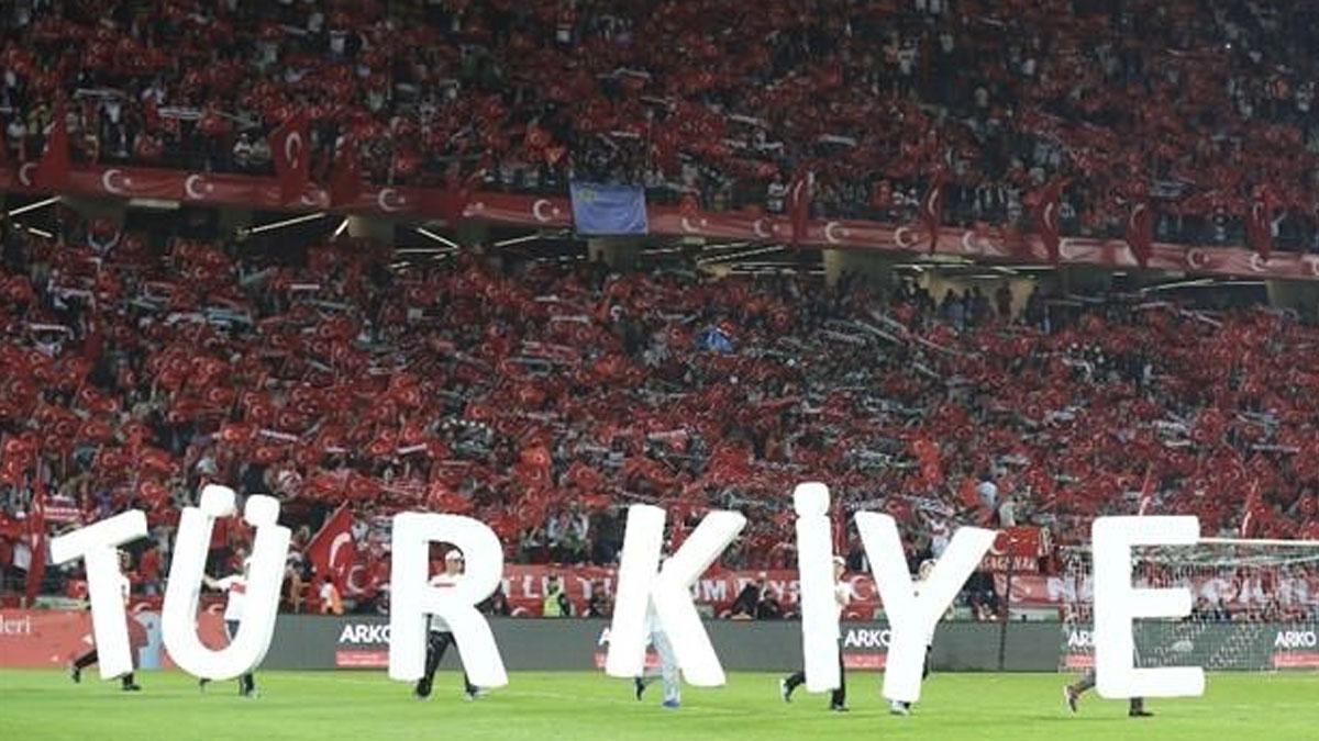 A Milli Futbol Takımı yeniden İstanbul'da