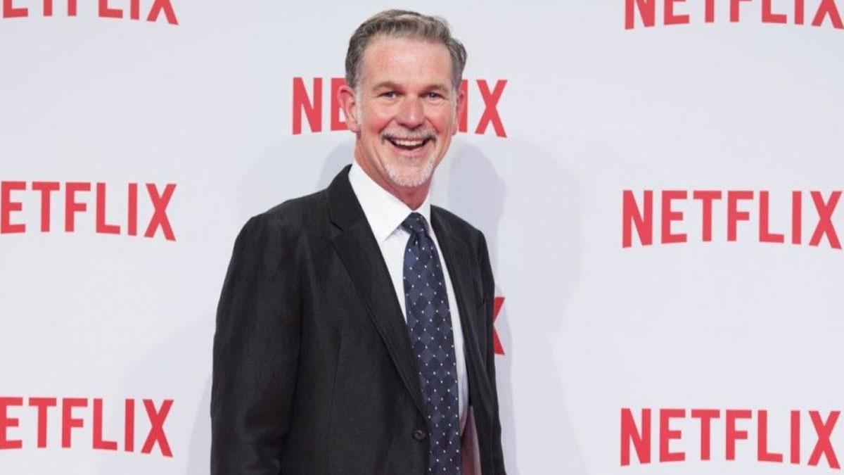 Netflix'in kurucusu 'müdahale konusunda endişem yok' demişti