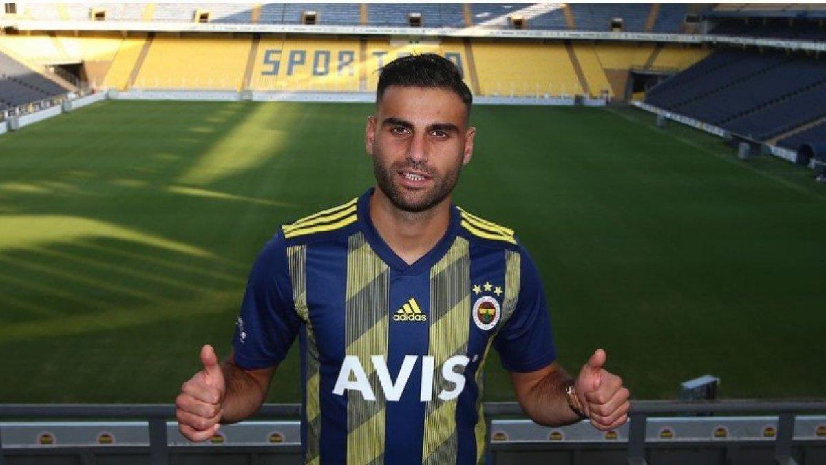 Ve Fenerbahçe resmen duyurdu! 3 yıllık sözleşme imzalandı