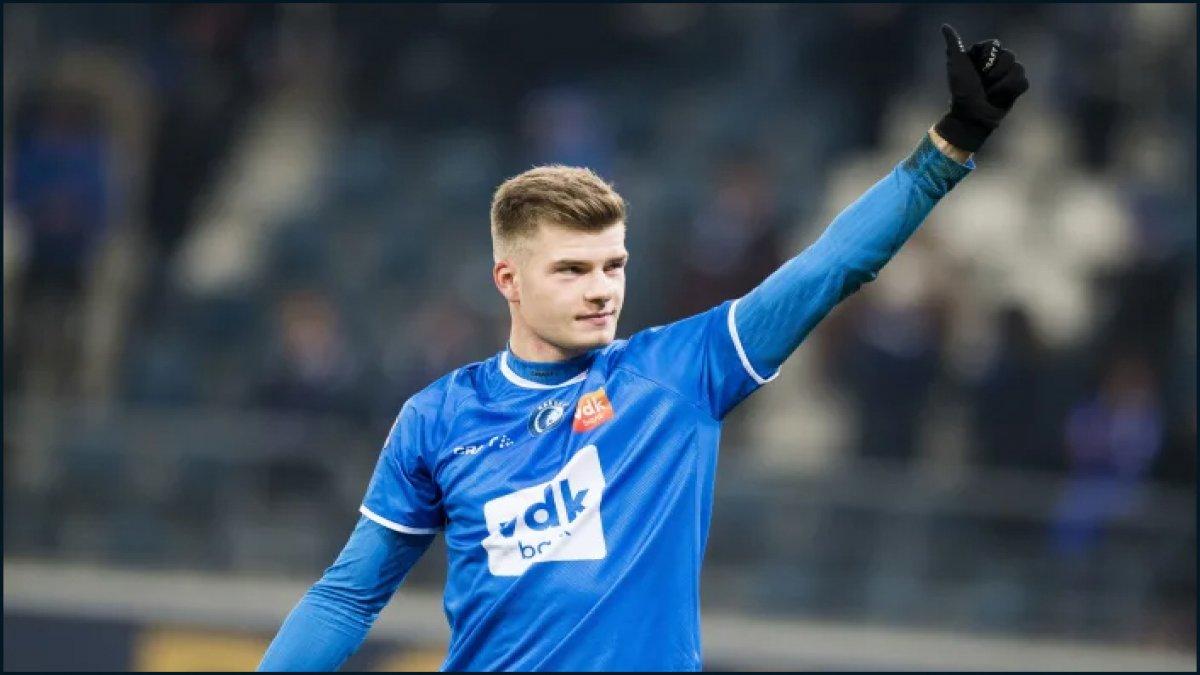 Trabzonspor golcü futbolcuyu KAP'a bildirdi