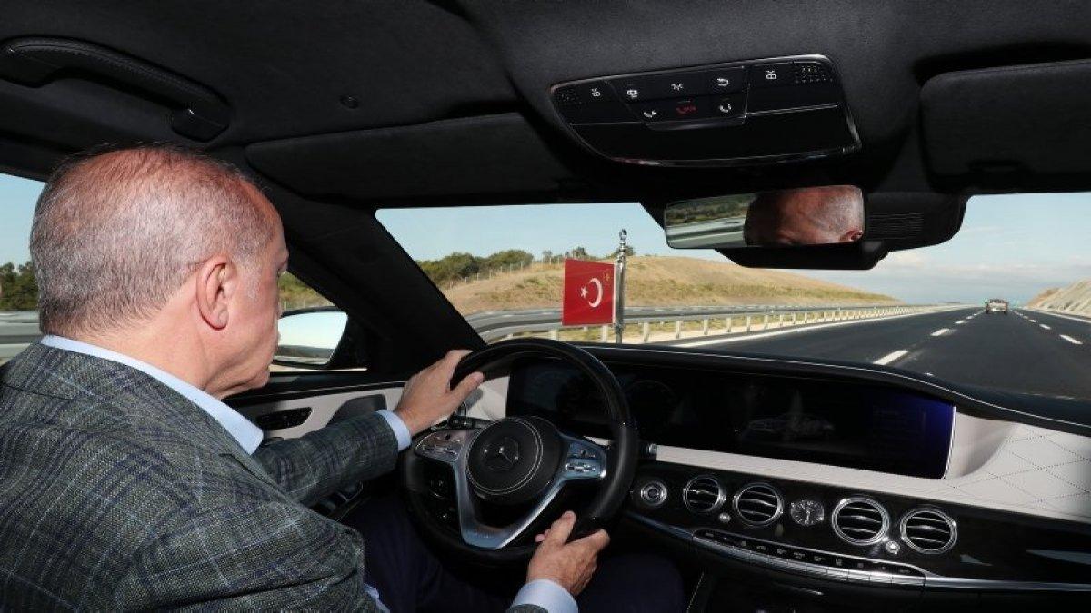 Açılışı Erdoğan yapmıştı... İstanbul-İzmir otoyolu ücret tarifesi belli oldu! Çılgın fiyat!