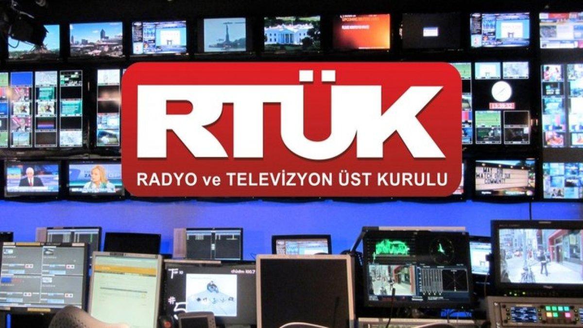 RTÜK: Barış Pınarı Harekatı'nın aleyhinde yayınlar hızlıca susturulmaktadır