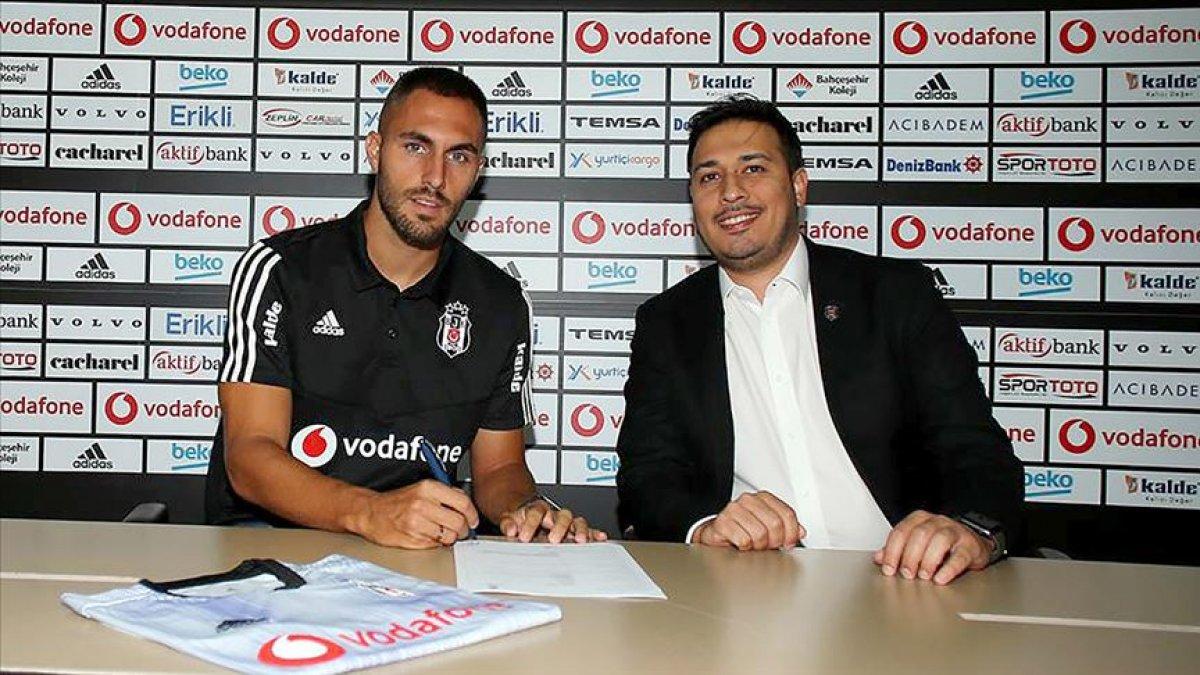 Victor Ruiz resmen Beşiktaş'ta!