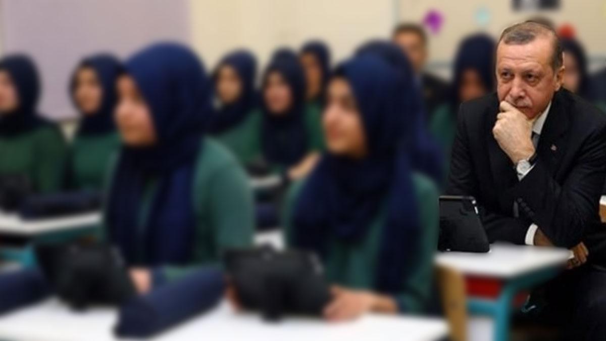 AKP'nin desteğine rağmen imam hatipler başarılı olamıyor: 10 imam hatipliden sadece 1'i üniversite kazandı