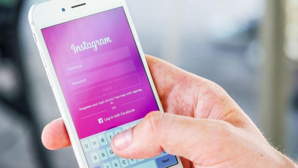 Instagram'da skandal...