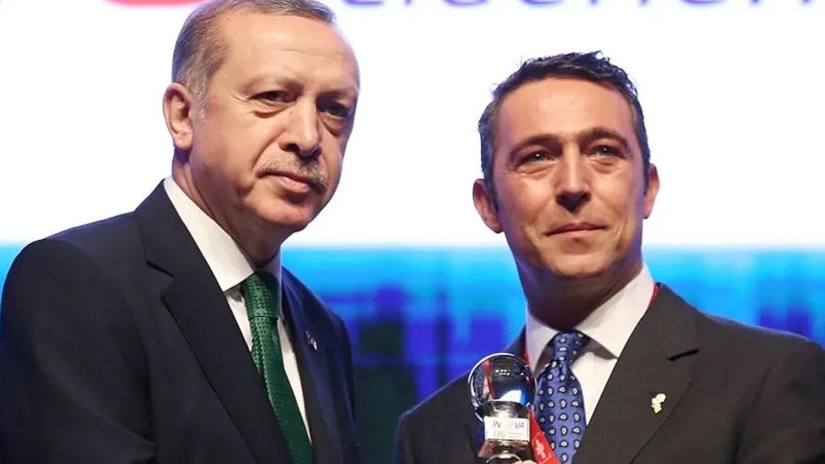 Ali Koç, Erdoğan'ı tebrik etti: Artık üye olabilir
