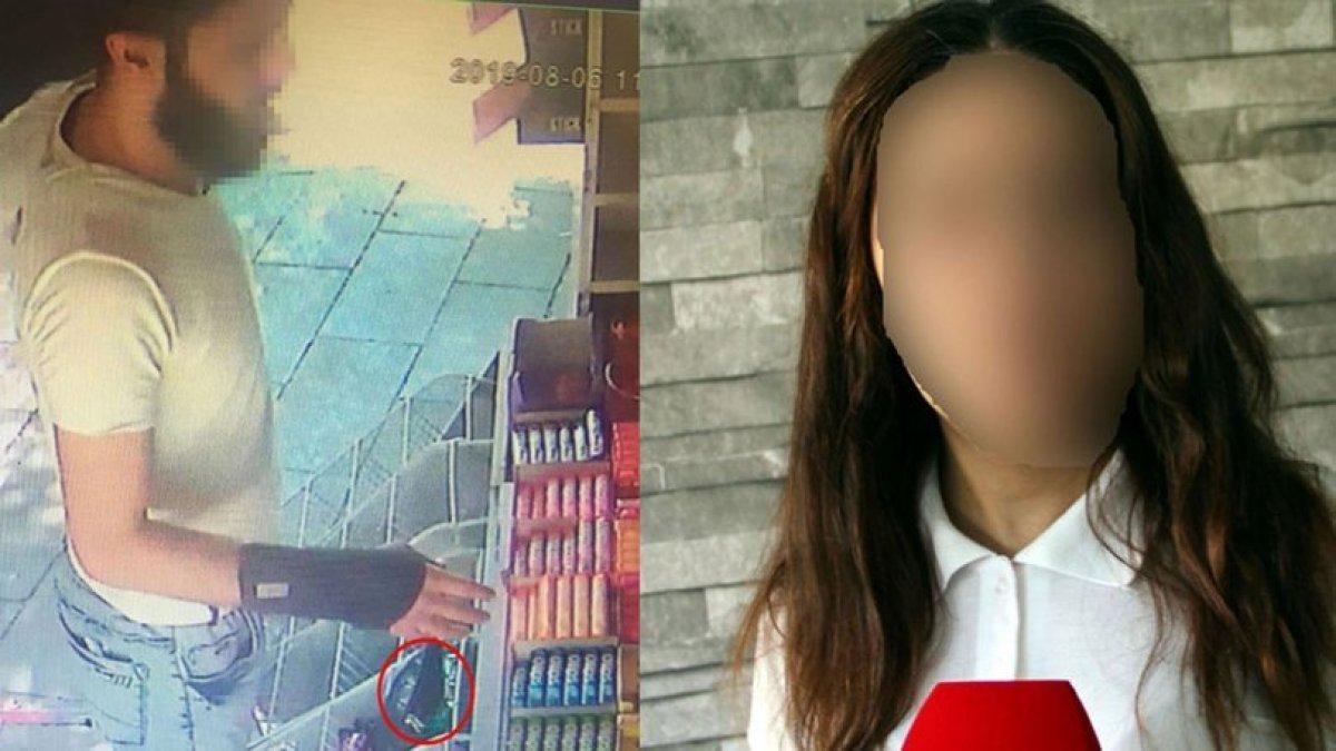 Cüzdanını çalan hırsıza seslendi: Kızımla tek bağım bu!