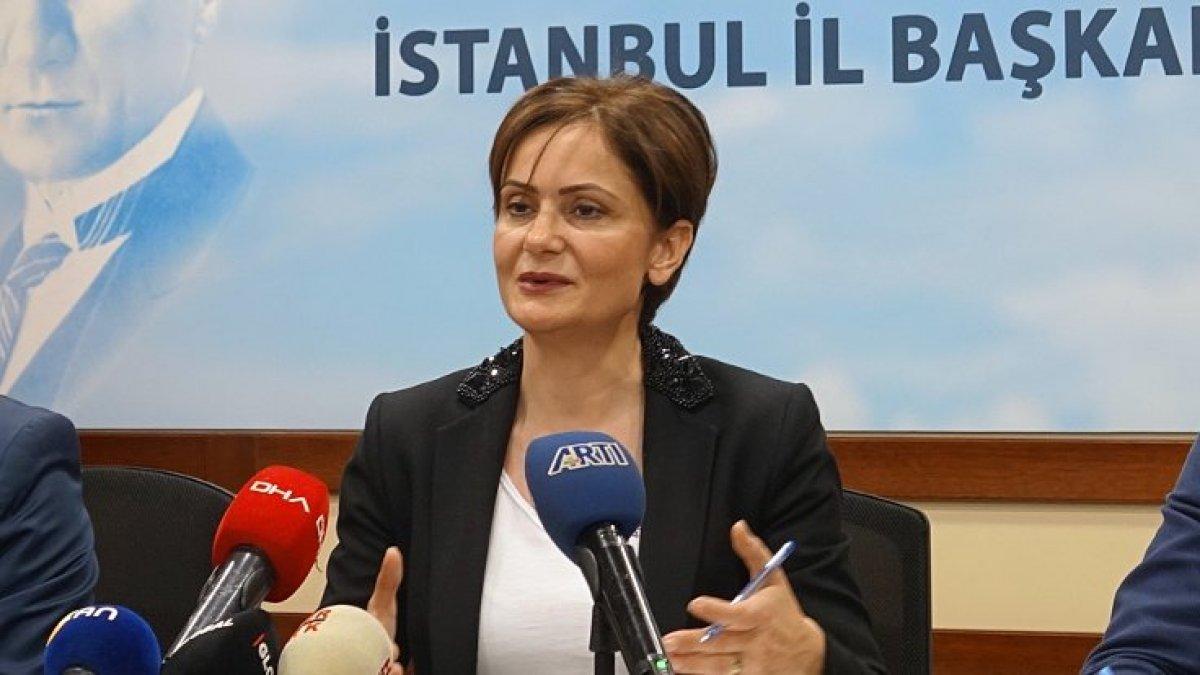 """Canan Kaftancıoğlu'dan """"Bahaddin Yetkin"""" açıklaması!"""
