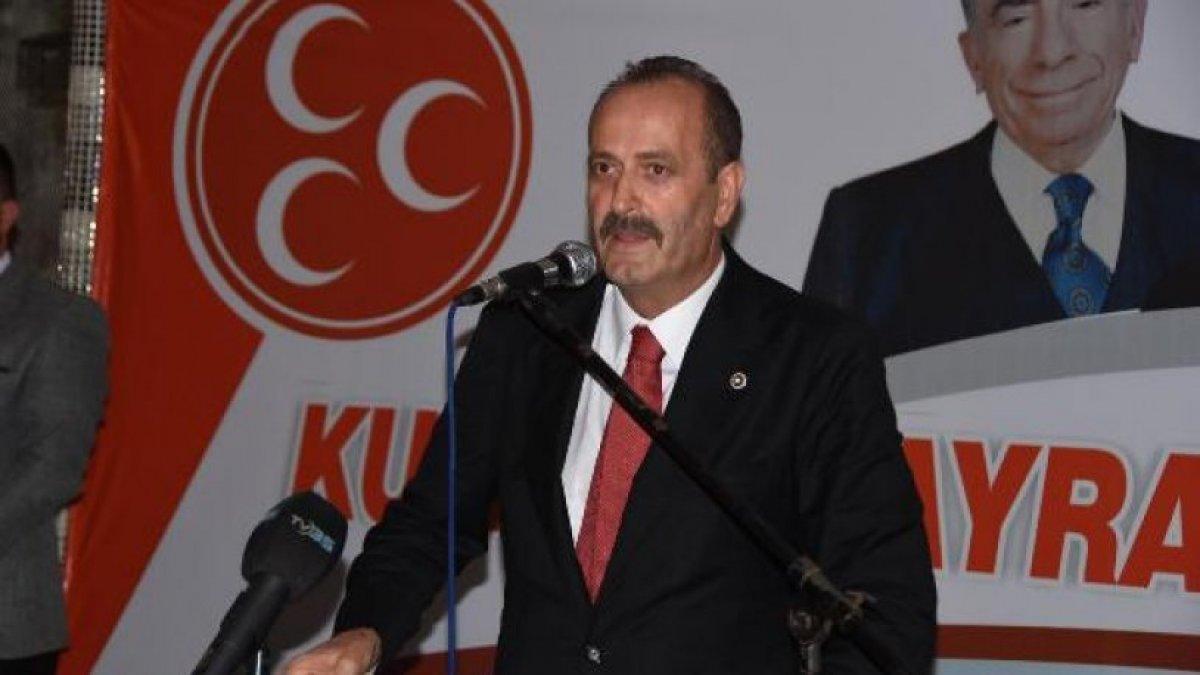 """MHP İYİ Parti'ye bu kez İzmir'den seslendi! """"Kucaklamaya hazırız"""""""