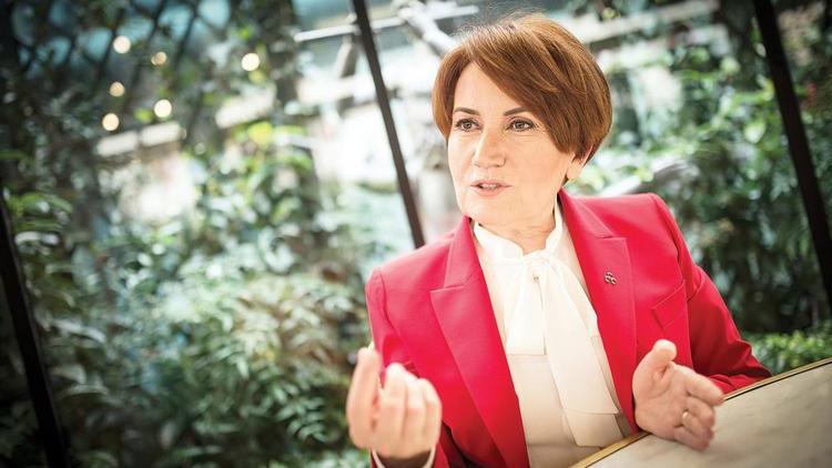 Meral Akşener, Ahmet Hakan'ı aradı: Bazı isimler bizden bağımsız olarak ortaya atılıyor
