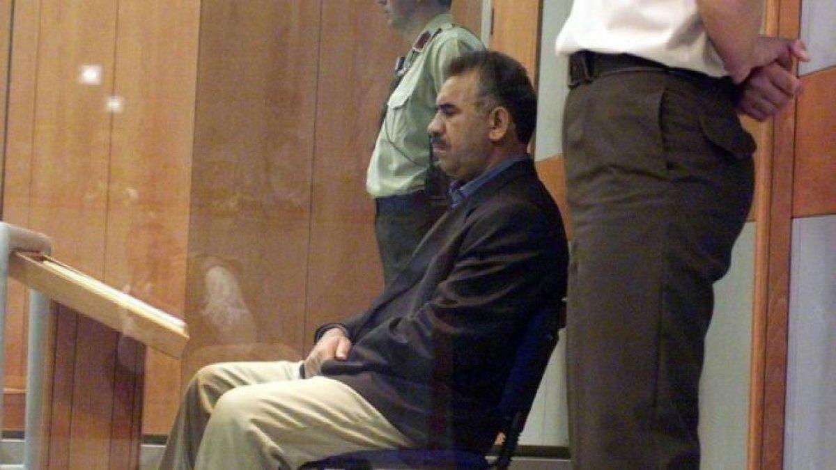 Abdullah Öcalan ailesiyle görüştü