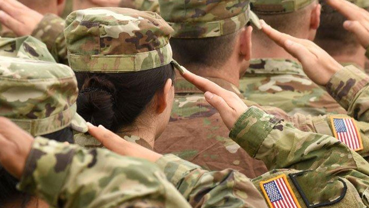 ABD askerine 'tezkere' tepkisi