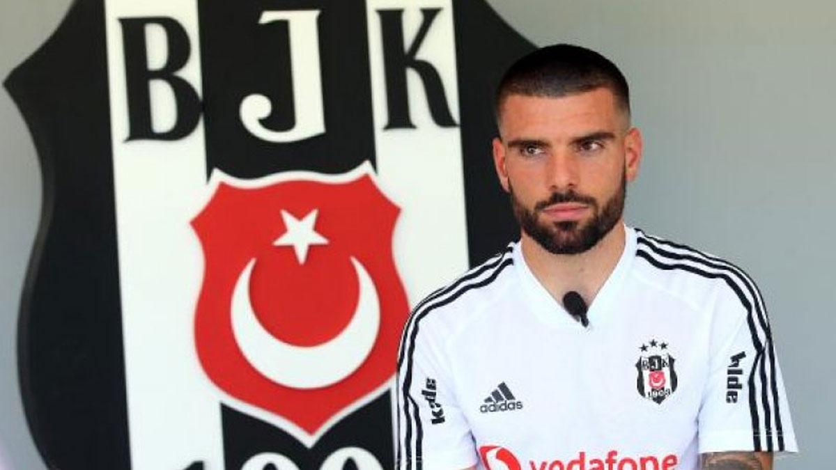 Pedro Rebocho: Beşiktaş, kariyerimde çok büyük bir adım