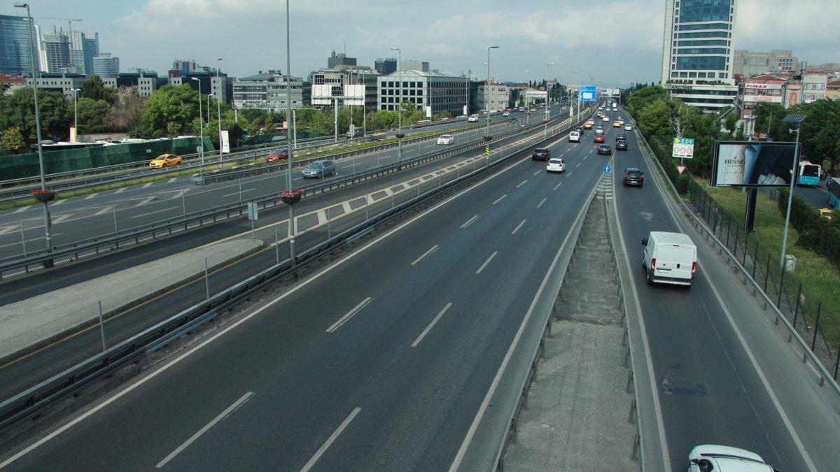 İstanbul'da bu yollar yarın kapalı!