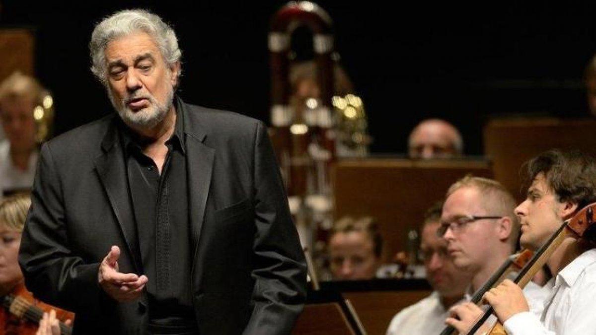 Dünyaca ünlü opera sanatçısı Domingo'ya cinsel taciz suçlaması