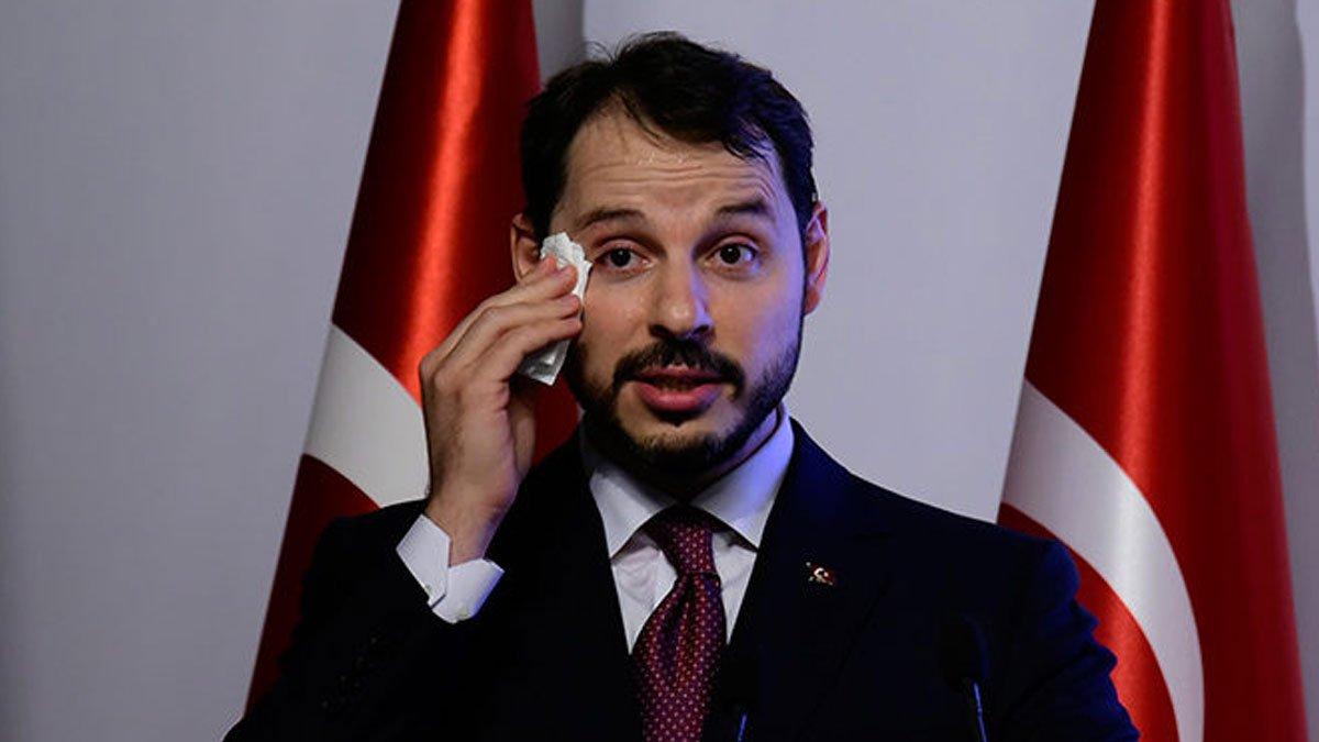 Bu kez anlaşamadılar... Berat Albayrak Erdoğan'ı yalanladı!